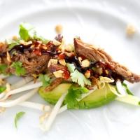 Sojabraiseret gris - asiatisk pulled pork
