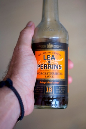 Good old Lea & Perrins